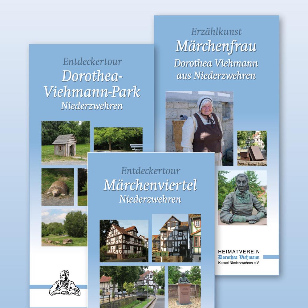 Heimatverein Dorothea Viehmann Kassel-Niederzwehren (Flyer)