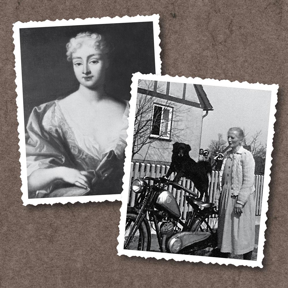 29 plus eine – FrauenLebensOrte (Postkartenset)
