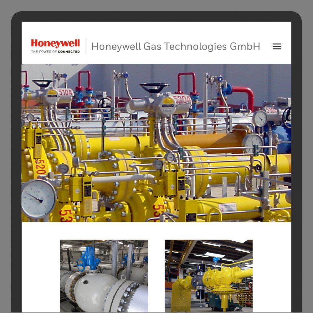 Honeywell Gas Technologies (Website)