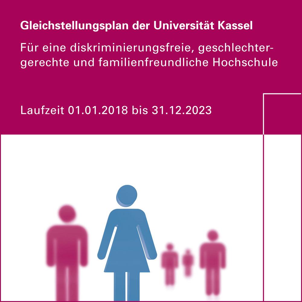 Gleichstellungsplan der Universität Kassel (Broschüre)