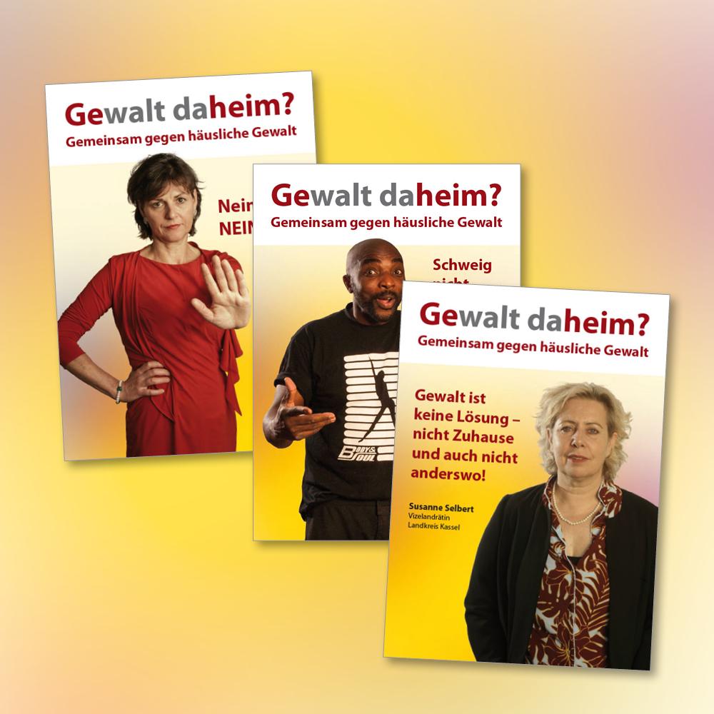 Gegen häusliche Gewalt (Kartenserie)