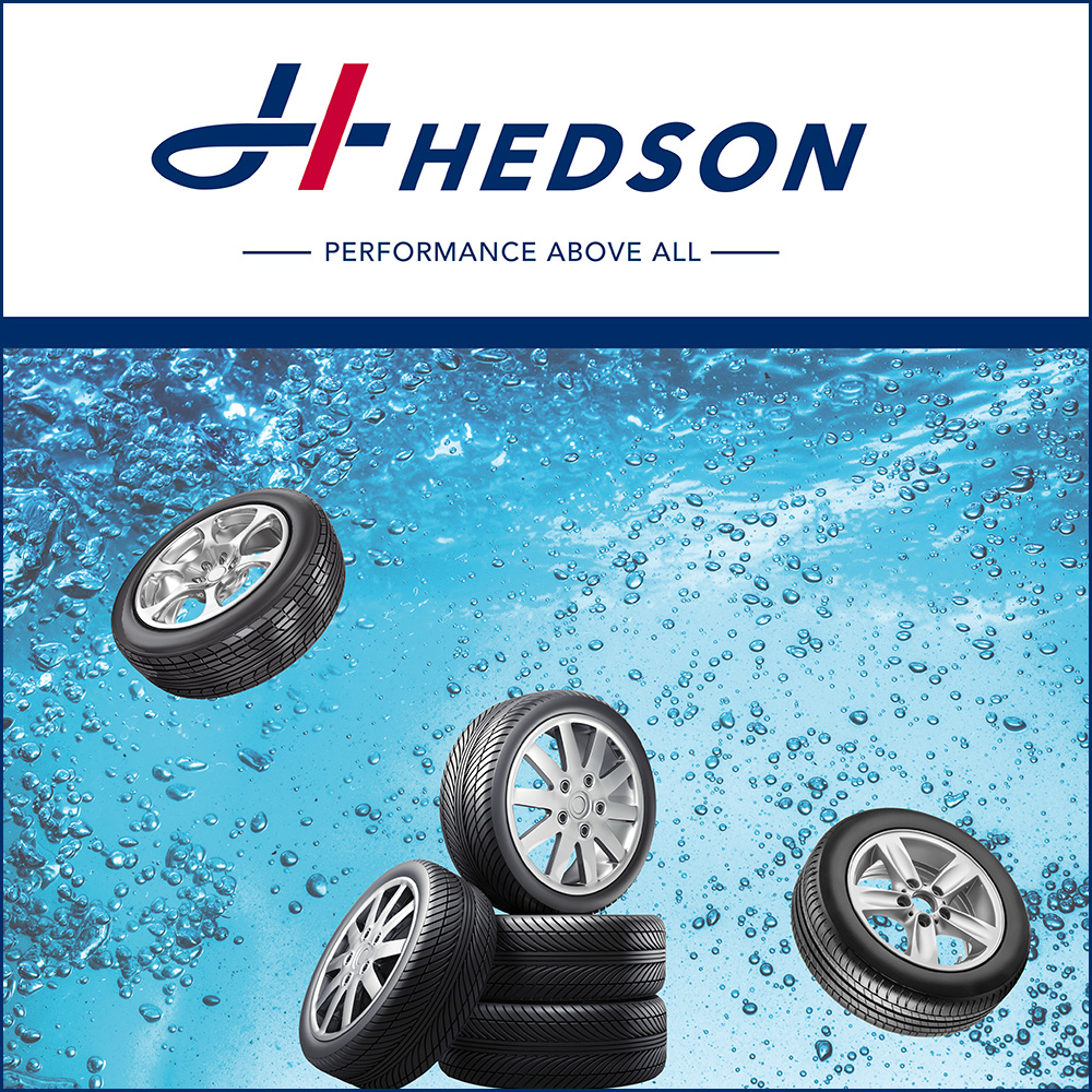 Hedson – Herkules Hebetechnik (Messestand, Flyer und Werbemittel)