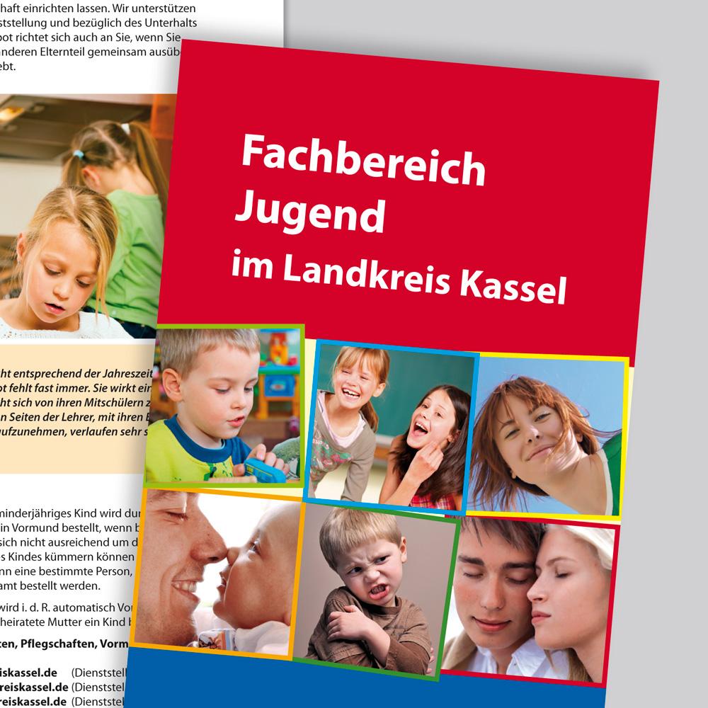Fachbereich Jugend im Landkreis Kassel (Broschüre)