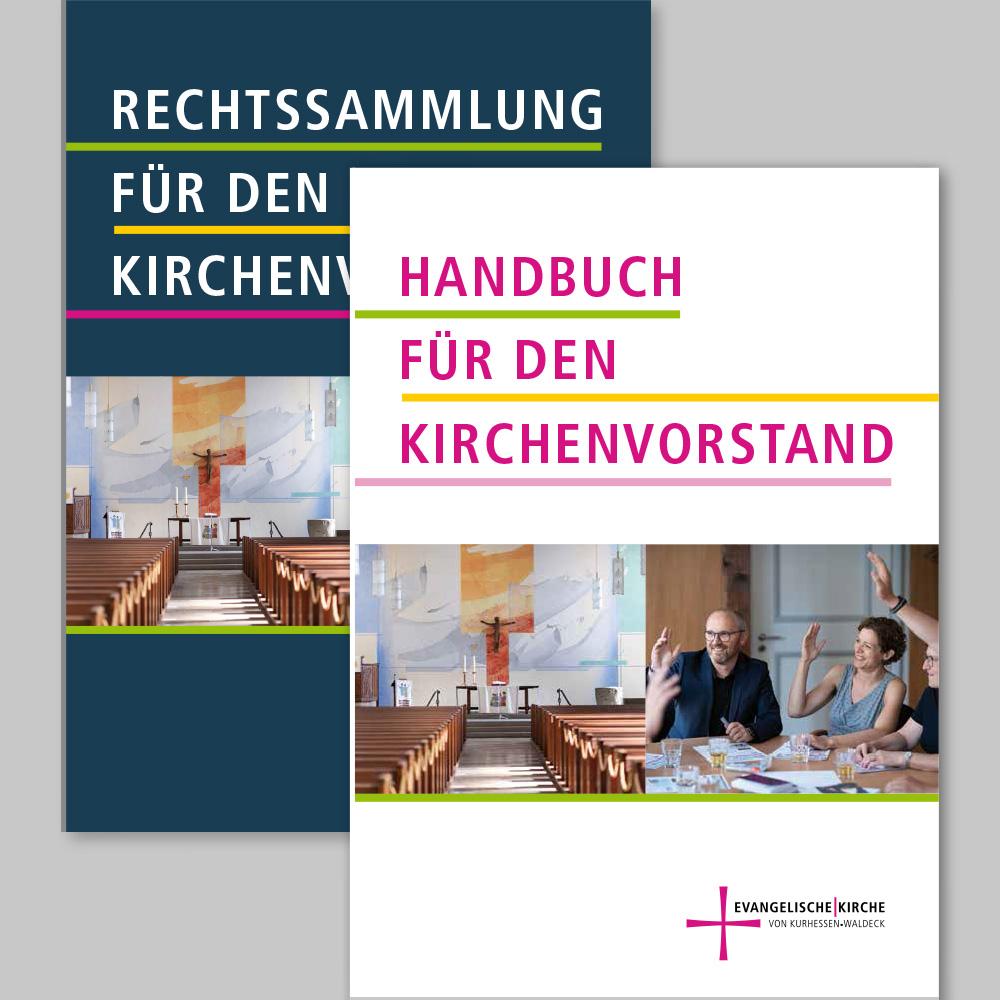Handbuch für den Kirchenvorstand (Broschüre)