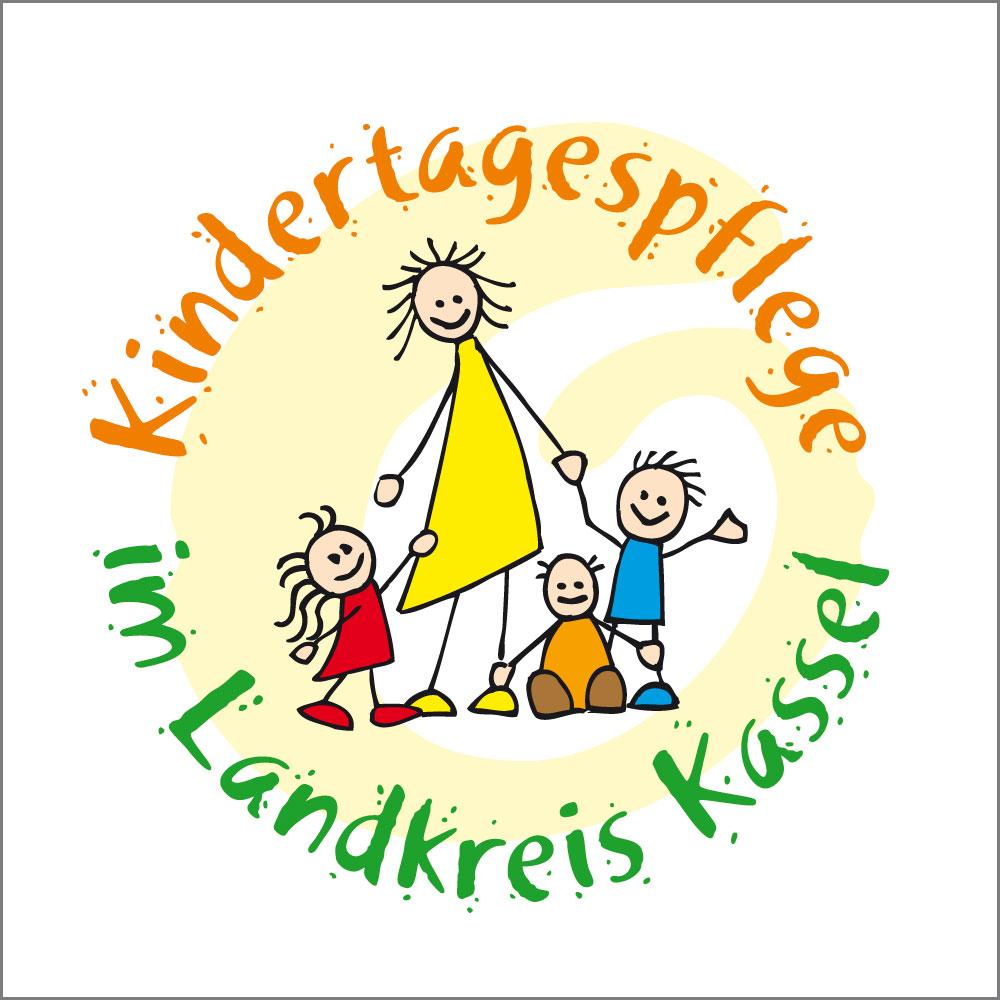 Fachdienst Kindertagespflege (Logo, Flyer, RollUps)