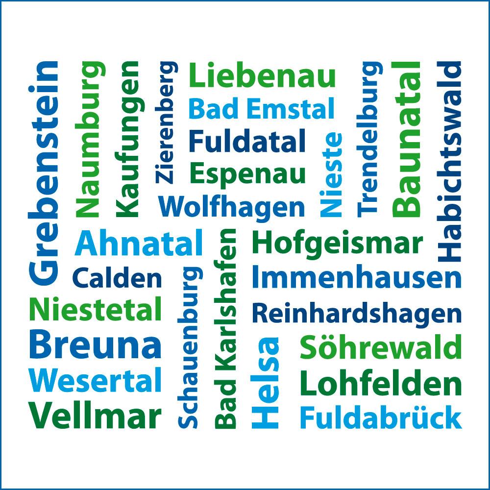 Landkreis Kassel Roll-Ups