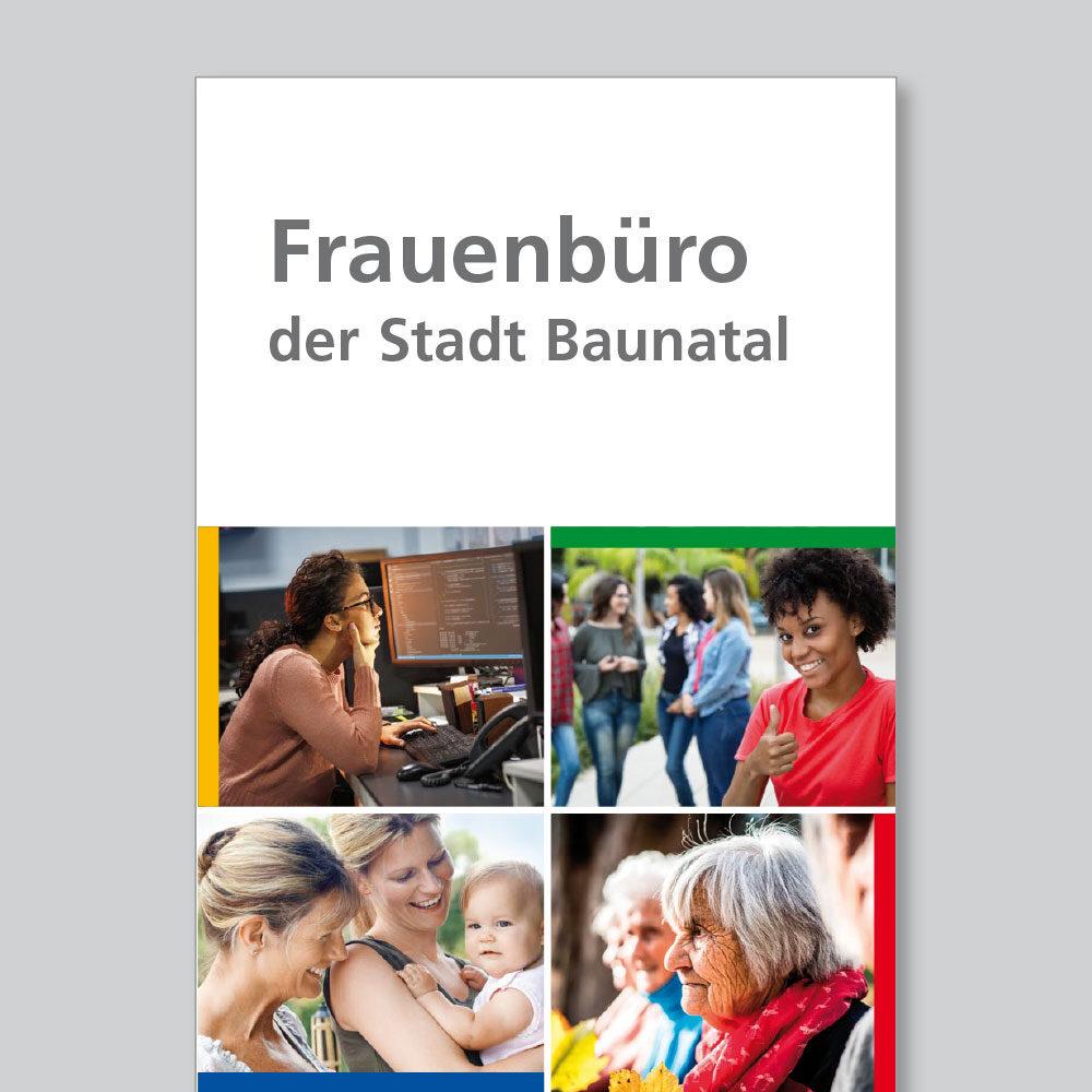 Frauenbüro der Stadt Baunatal (Flyer)
