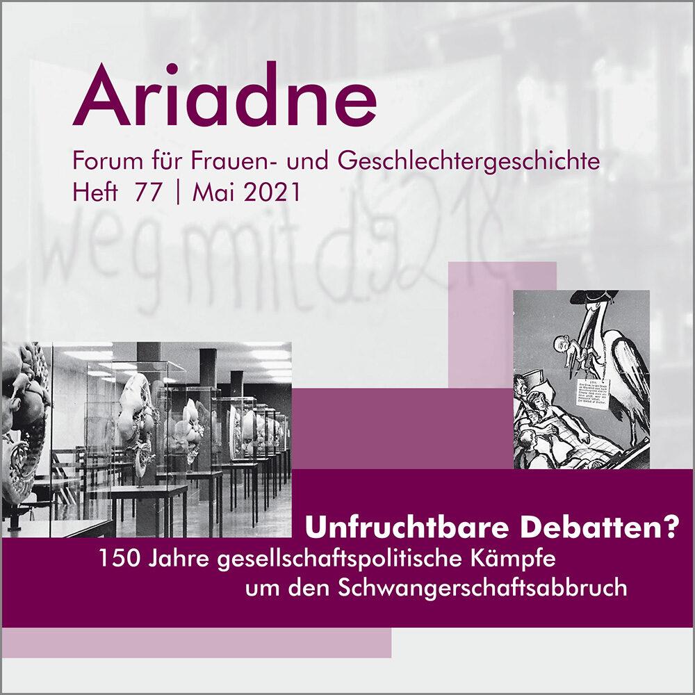 Ariadne Heft 77 (Zeitschrift)