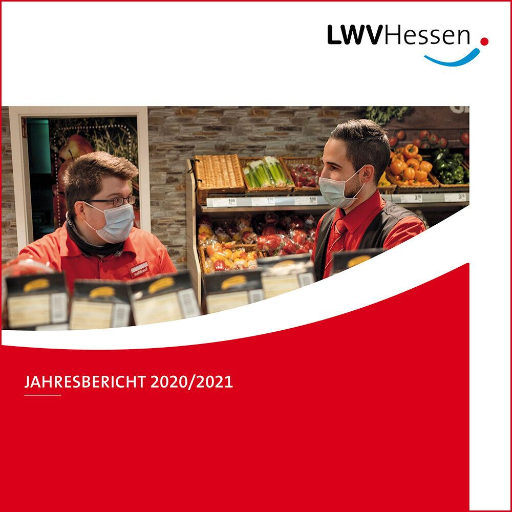 LWV Hessen Integrationsamt Jahresbericht (Broschüre und barrierefreie Version)